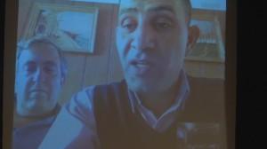 On Skype