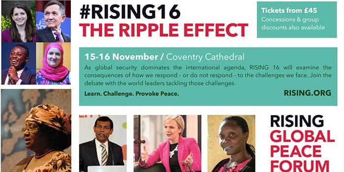 Rising 16 - The Ripple Effect