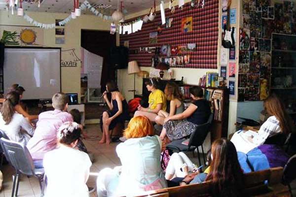 Workshop in Ukraine