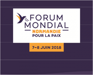 Normandy World Peace Forum