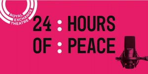 24 Hours of Peace